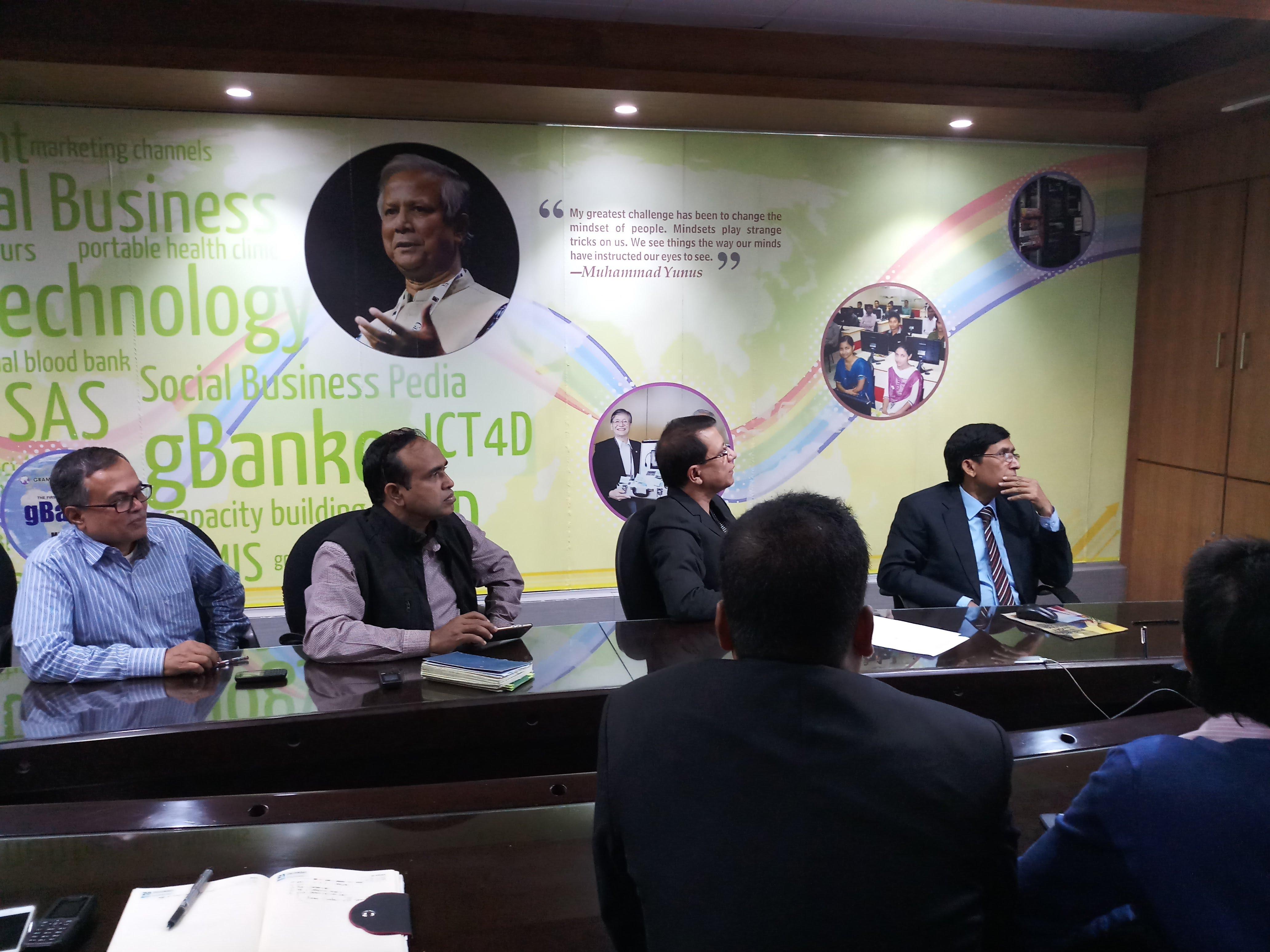ISO Registrar in Bangladesh