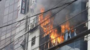 Fire accident and ISO Standard